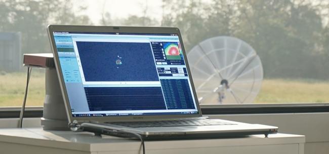 Radioastronomia a scuola: il radiotelescopio Spider230 controllato a distanza
