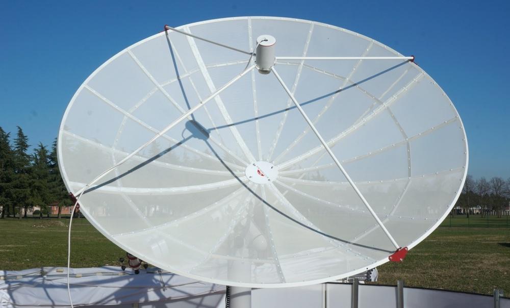 Il radiotelescopio Spider230