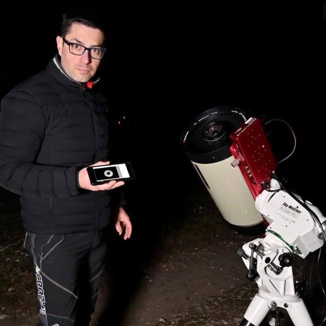 Astrofotografia planetaria e lunare in alta risoluzione con EAGLE