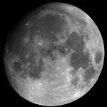 Luna, l'unico satellite naturale della Terra
