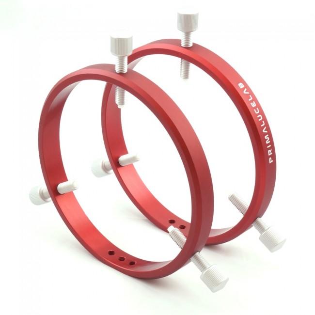 Flessioni in autoguida: i nostri anelli PLUS evitano flessioni.