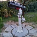 Un osservatorio nel giardino di casa