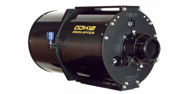 Telescope for deep-sky astrophotography: OrionOpticsUK ODK10 telescope.