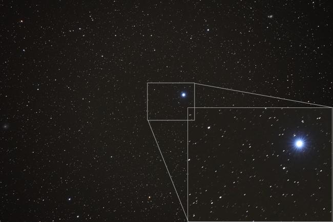 Star Adventurer contro EAGLE CORE kit: con 3 minuti di posa le stelle risultano mosse e la foto è da buttare!