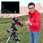 """Eclisse di Luna dalle Dolomiti con Borg 90FL f3.9 e ESATTO 3"""""""