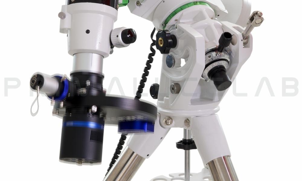 ESATTO come focheggiatore per rifrattori e astrofotografia: se il peso dell'imaging train è superiore alla capacità di carico del focheggiatore, l'image train potrebbe scivolare durante la cattura