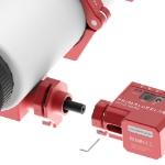 Installare gli adattatori 26mm, 33mm o 37mm per SESTO SENSO 2