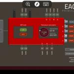 Primo utilizzo di EAGLE: controllo remoto da iPhone o iPad