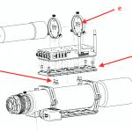 Installare EAGLE sul telescopio